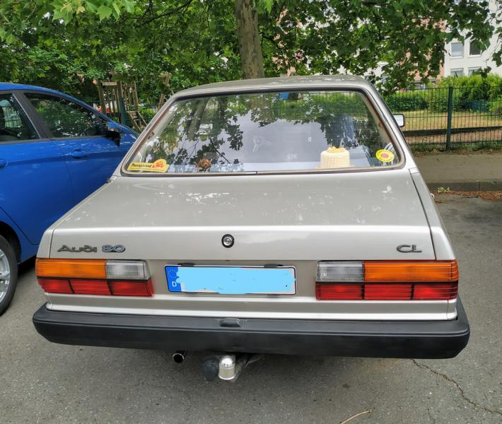Audi 80 412