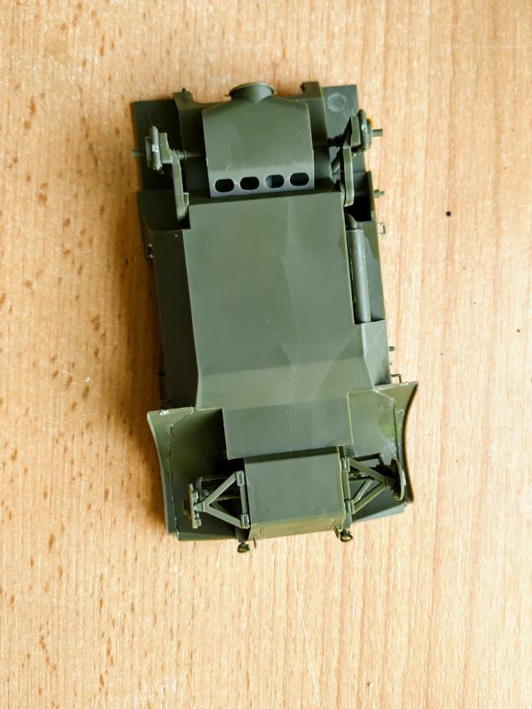 French VBL Armour Car 1/35 Hobby Boss Img_2141