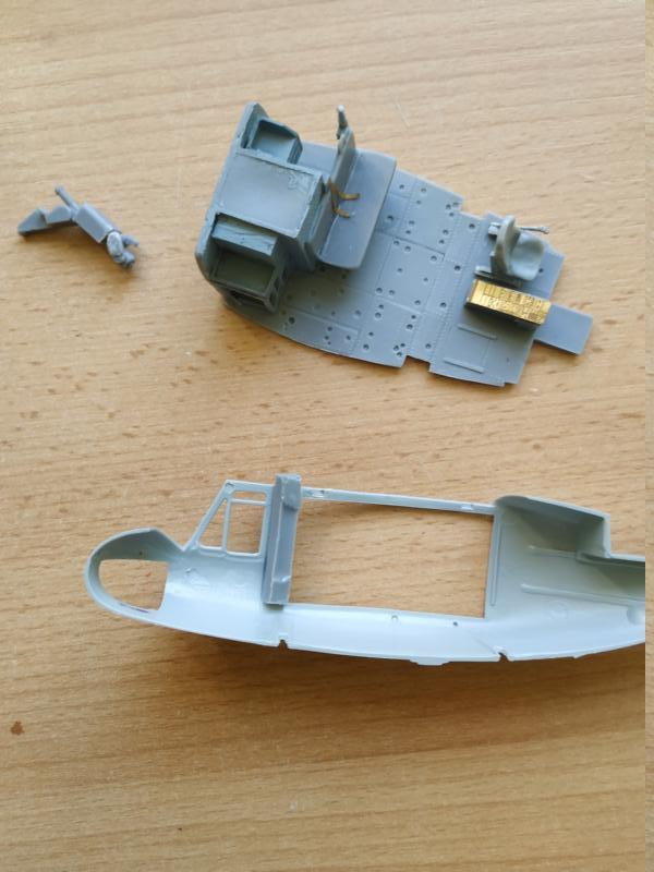 "Bell UH 1d ""SAR"" 1/48 Italeri, DF Helostuff L10"