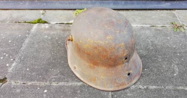 casque stahlhelm m16 allemand ww1 212