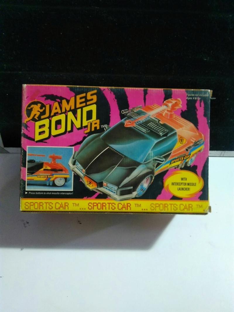 JAMES BOND JR (Hasbro) 1991 James-10