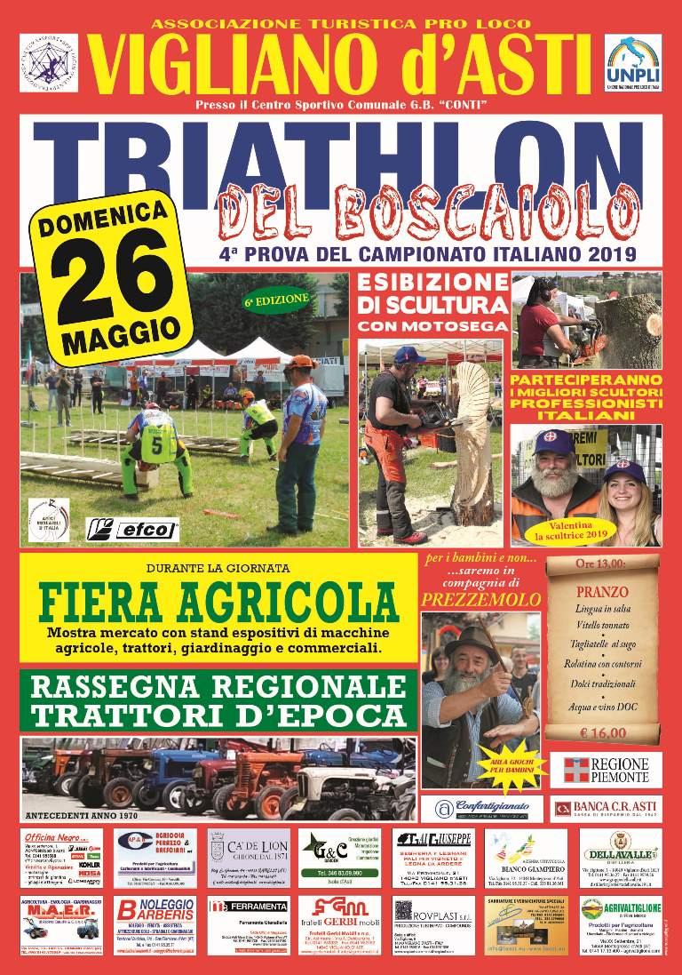 26 maggio TRIATHLON DEL BOSCAIOLO Boscai10