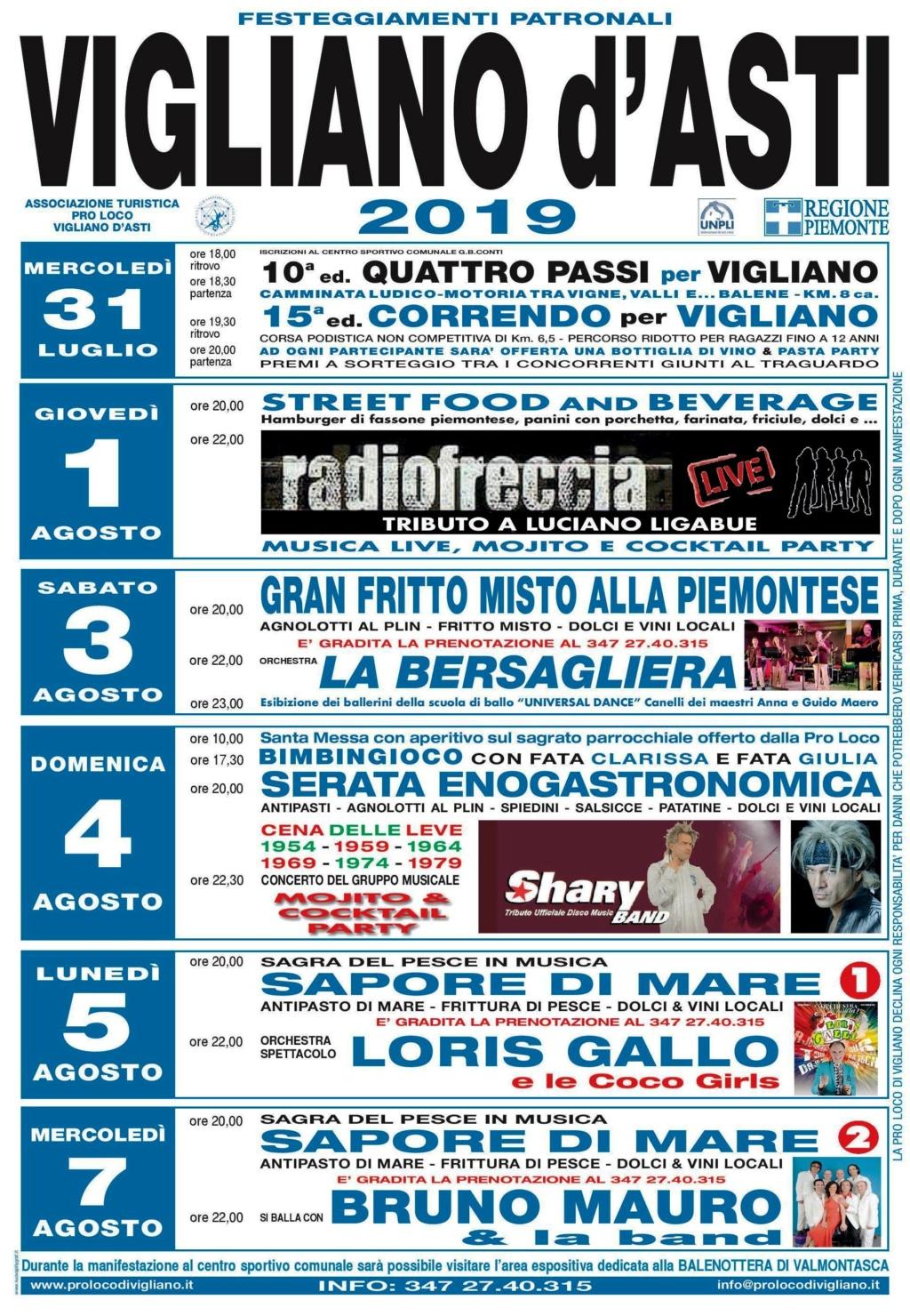 31 Luglio - 7 agosto Festa patronale a Vigliano d'Asti Festa_15