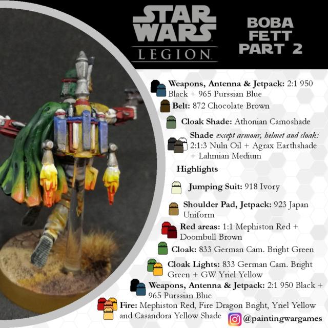 Guías de Pintura Star Wars Legion por Painting Wargames Boba_f14