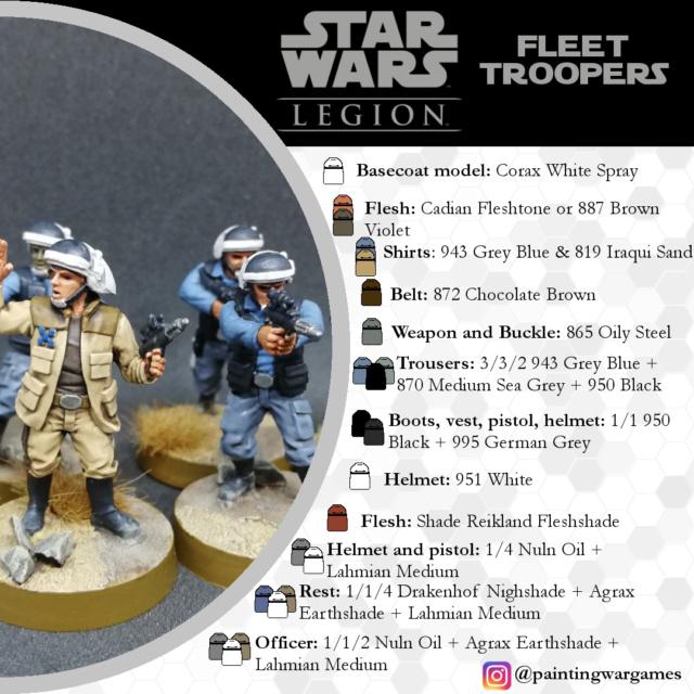 Guías de Pintura Star Wars Legion por Painting Wargames Fleet_10