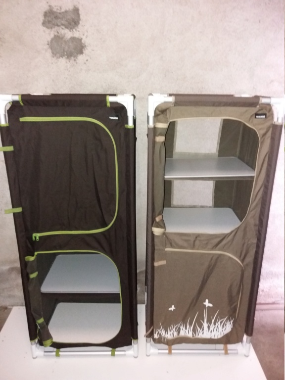TROUVE ! recherche meuble de rangement trigano 4 étagères 20190910
