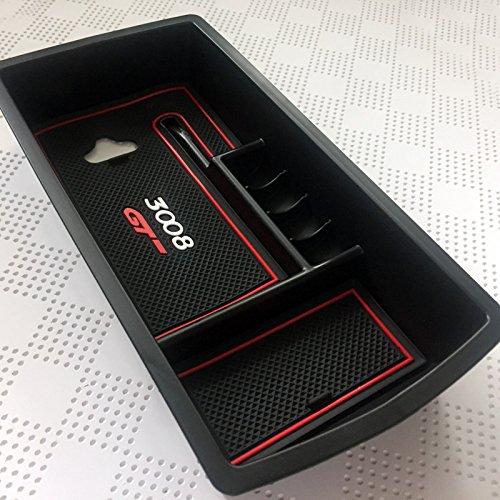 Caja de almacenamiento interior para reposabrazos negro  51nxfu10