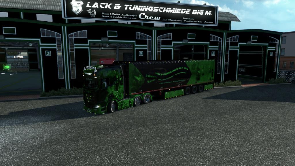 Lack & Tuningschmiede Big M. Ets2_012