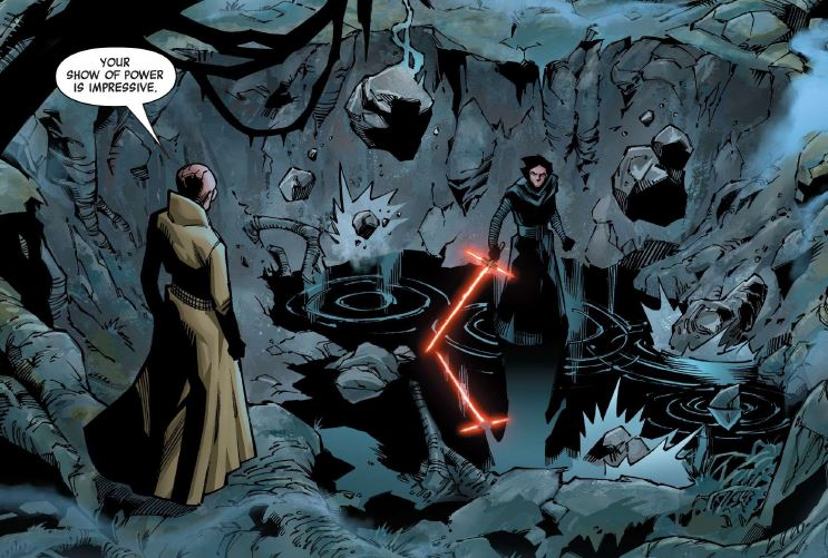 General Discussion: Canon Novels/Comics/Short Stories - Page 21 Snoke610