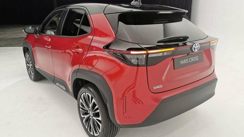 Toyota Yaris Cross part à l'aventure !! 12900110