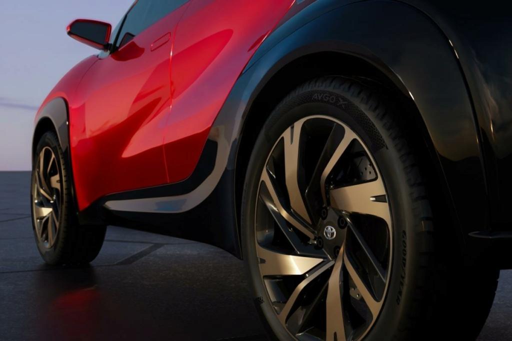 Aygo X Prologue un petit air de SUV !!! 6051d811
