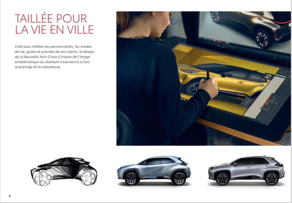 Brochure  Française définitive de la Yaris Cross !!!! Brochu32