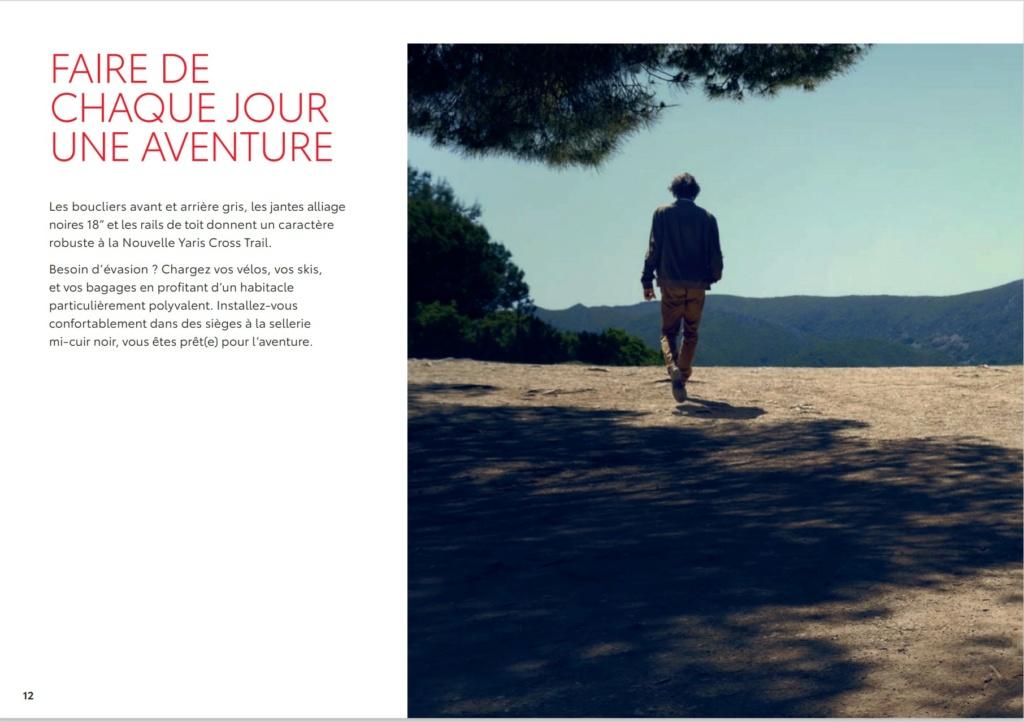 Brochure  Française définitive de la Yaris Cross !!!! Brochu38