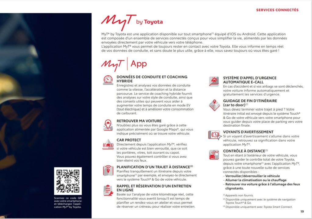 Brochure  Française définitive de la Yaris Cross !!!! Brochu47