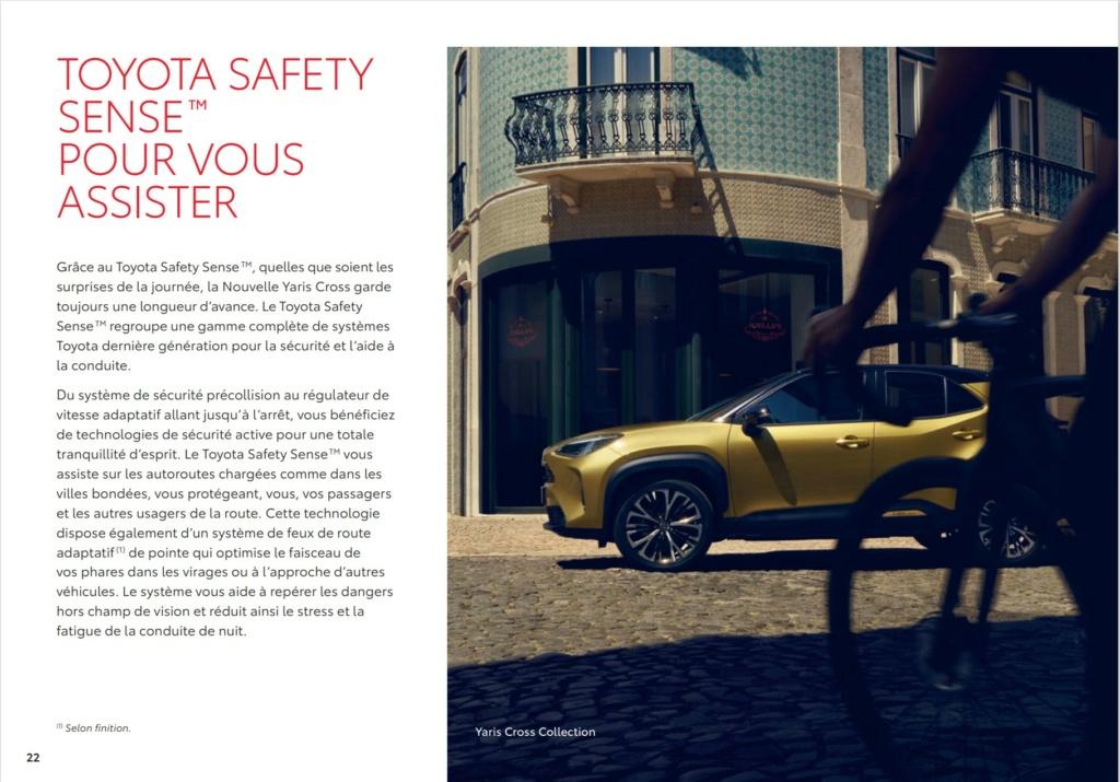 Brochure  Française définitive de la Yaris Cross !!!! Brochu52