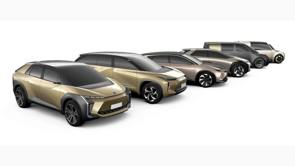 Toyota se lance dans la voiture 100% électrique pour la fin 2021 ! Gamme_10