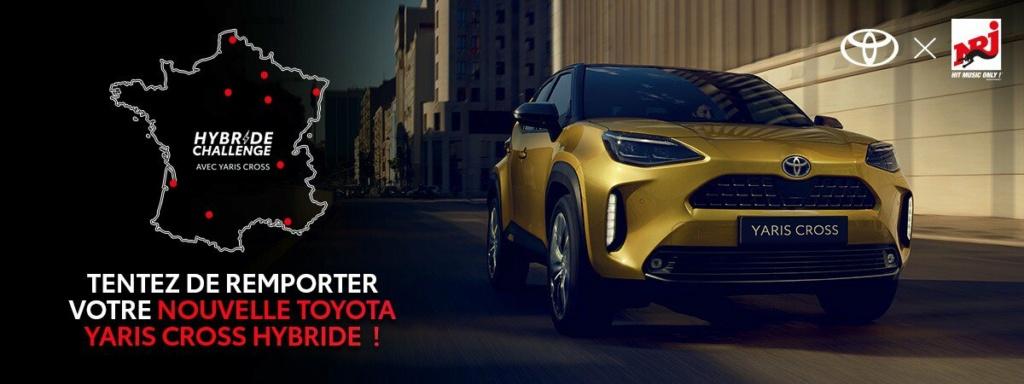 Hybride Challenge Toyota : gagnez votre nouvelle Toyota Yaris Cross Hybride ! Https_10
