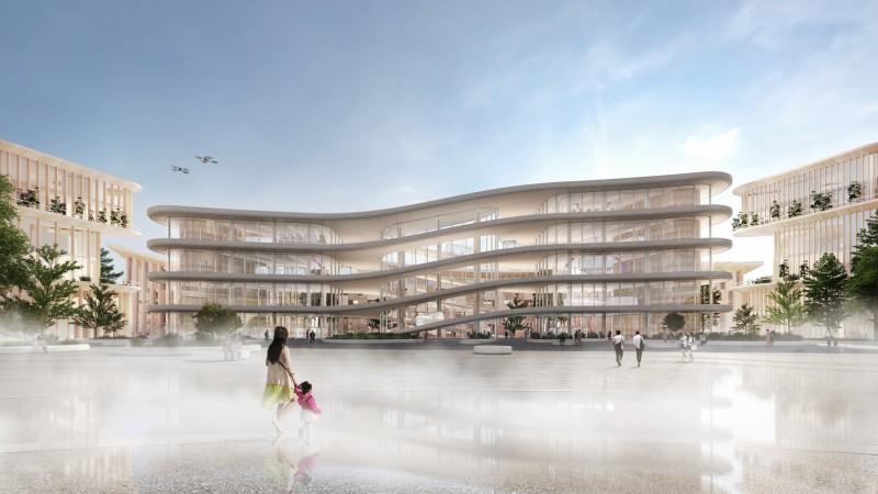 Toyota va construire la ville du futur !!! Mont_f11