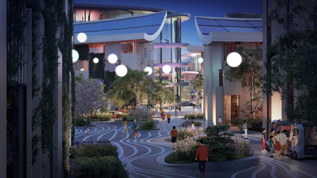 Toyota va construire la ville du futur !!! Mont_f13