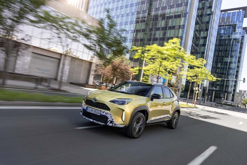 Prise en mains - Toyota Yaris Cross  elle a tout pour plaire !!! S8-pri10