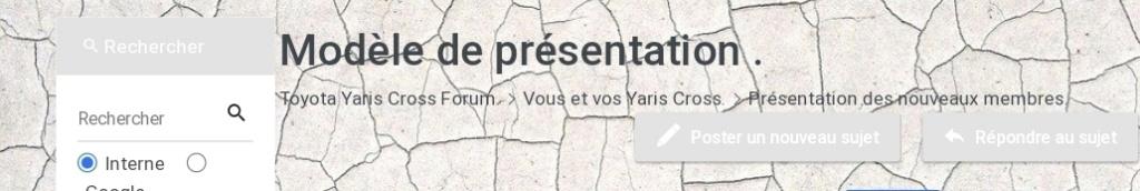 Modèle de présentation . Screen50