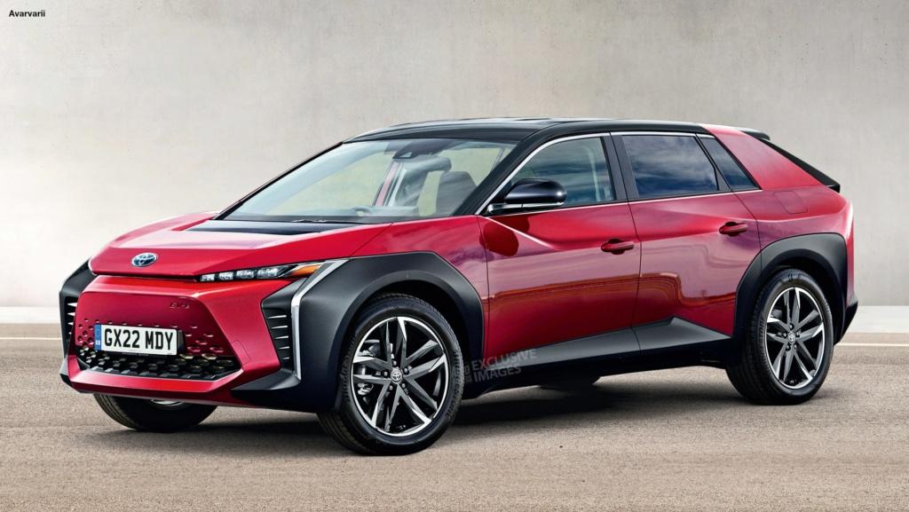 Toyota se lance dans la voiture 100% électrique pour la fin 2021 ! Toyota32