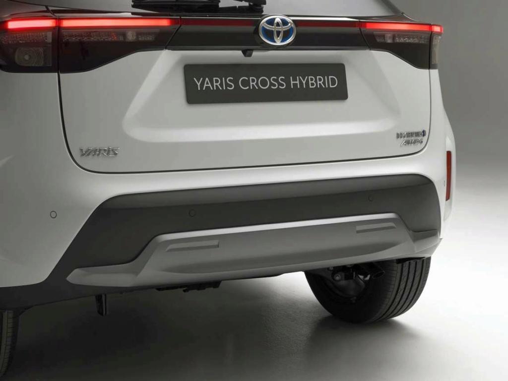 Toyota Yaris Cross part à l'aventure !! Toyota47