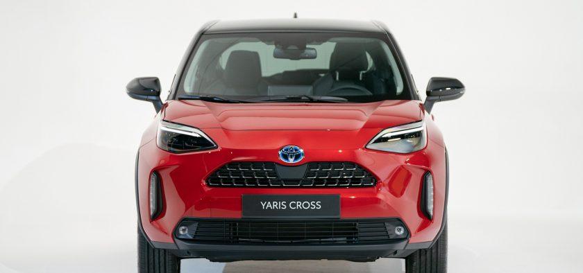 Toyota Yaris Cross part à l'aventure !! Toyota56