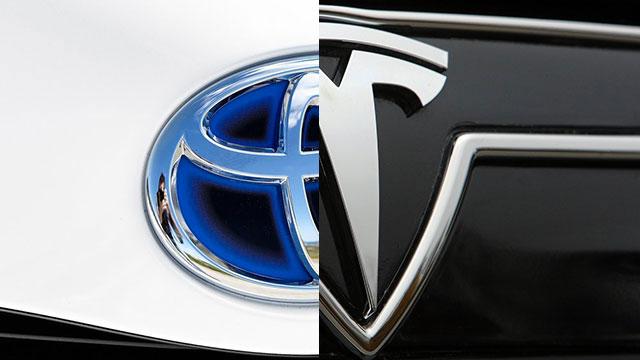 Toyota et Tesla ensemble pour produire un SUV EV ? Toyota57