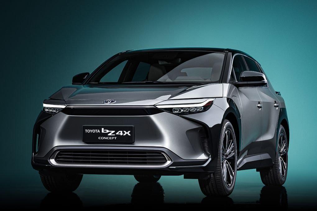 ToyotabZ4X Concept: ce SUV électrique gagnera en autonomie grâce à des panneaux solaires Toyota61