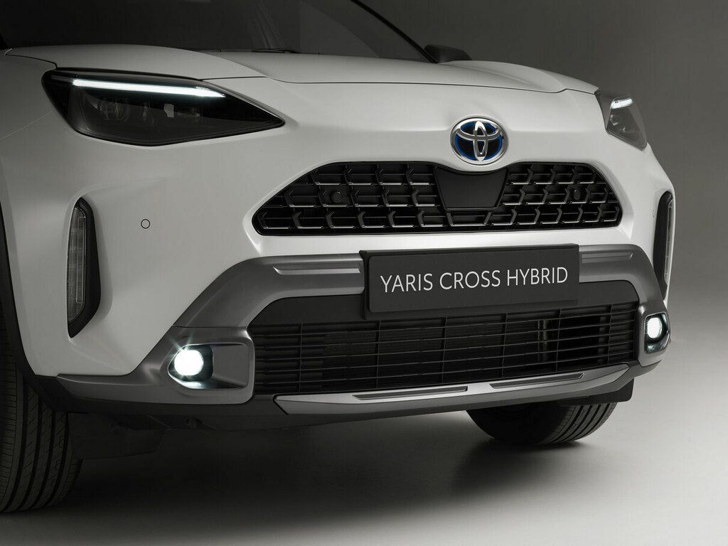 La Yaris Cross Trail sous toutes les coutures !!!  Toyota90