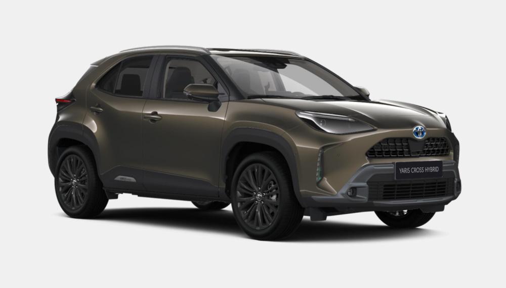 Négociations de votre Yaris Cross Toyota92