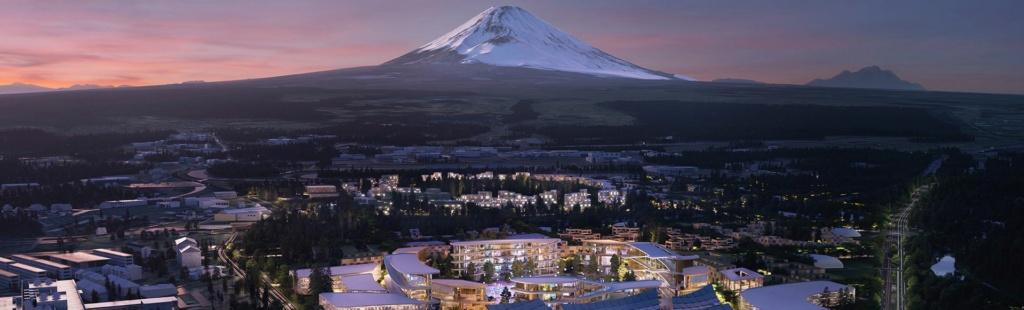 Toyota va construire la ville du futur !!! Woven_10