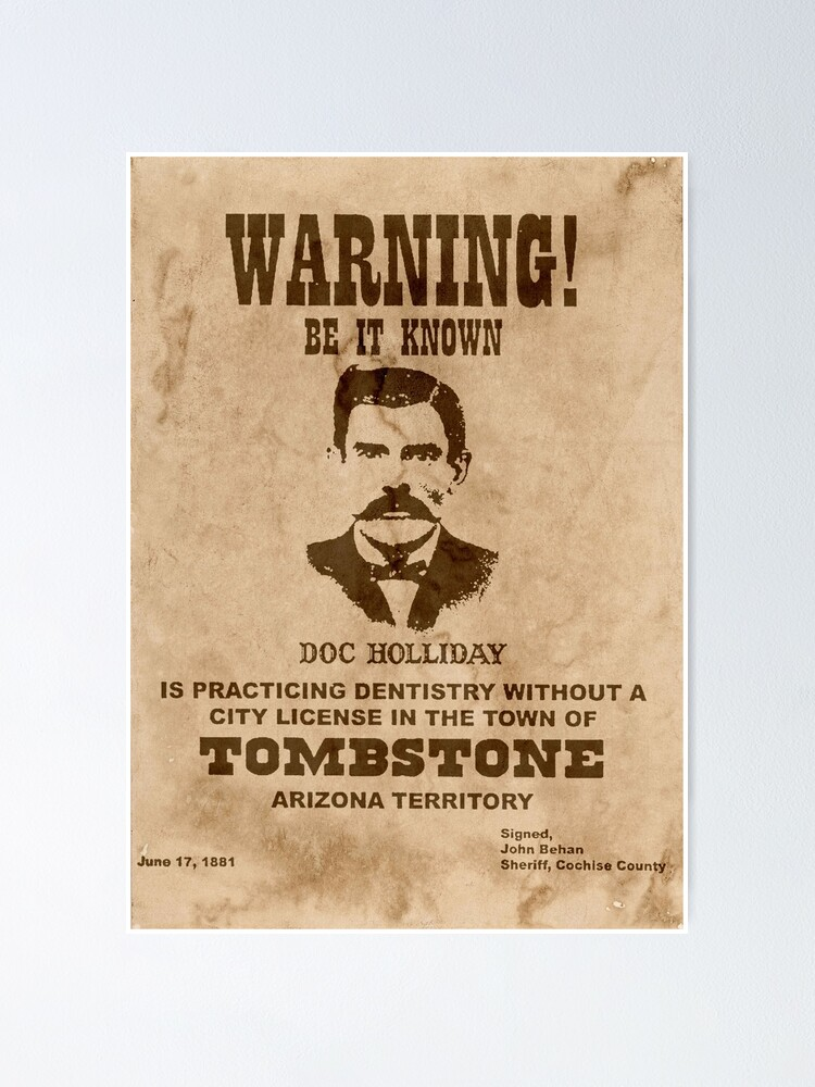 DOC HOLLIDAY Fposte10