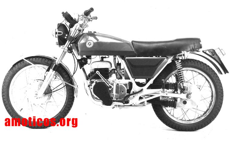 Bultaco Metralla GT 250 mod. 154 (Talisman) 1-metr10