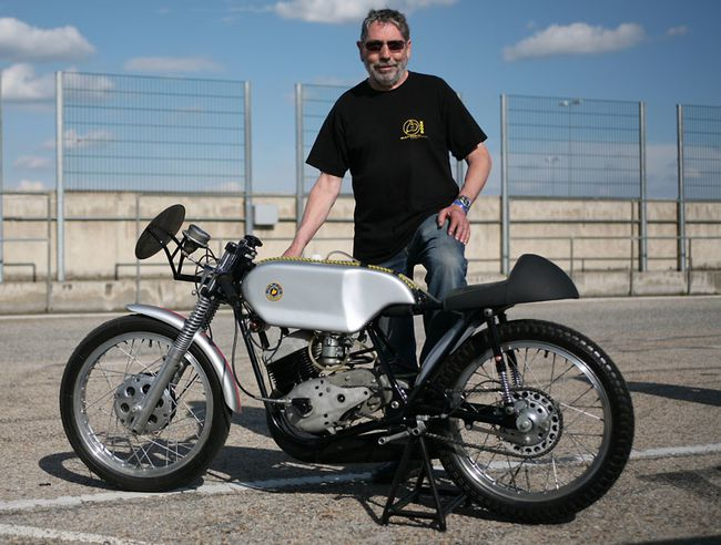 Bultaco GP 175 - Pájaro Loco - Página 2 Bultac10