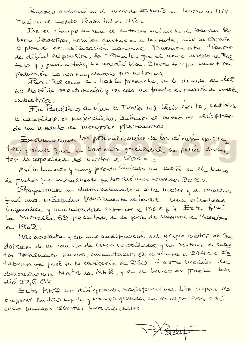 El Sr. Bultó escribe sobre la saga Metralla Bulto_10