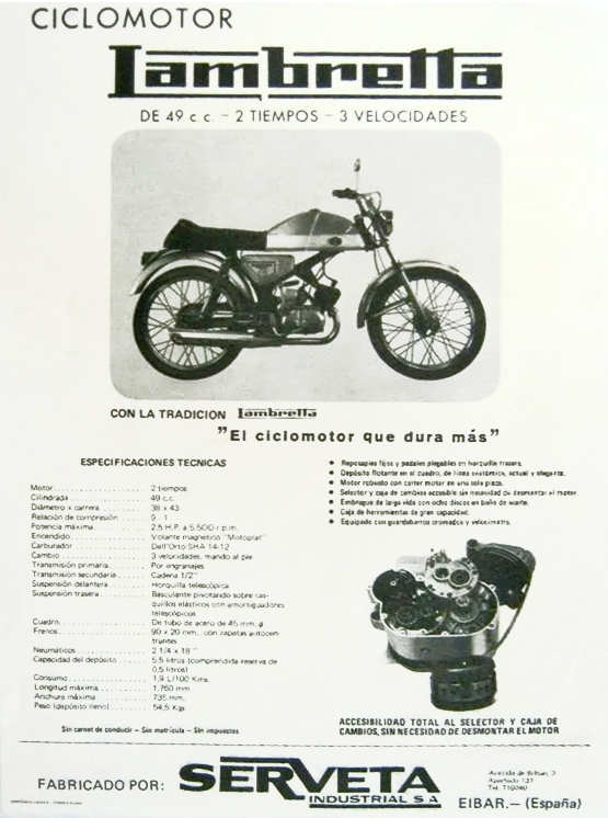Nuevo proyecto restauracion: Lambretta 50 Lmabre10