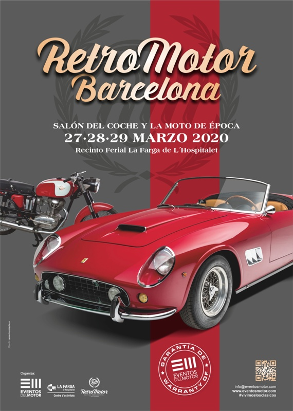 Retromotor Barcelona 2020 - Suspendida Rmbcn210