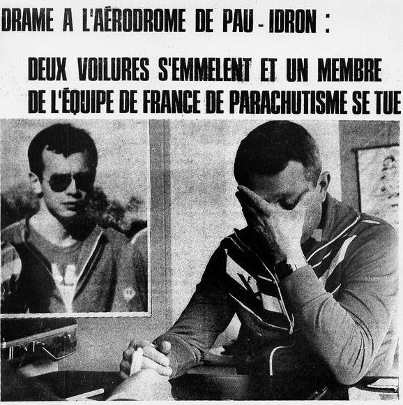 1978 Gabriel Verpillot équipe de France Parachutisme Militaire. 0_idro10