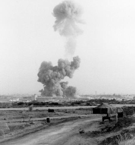 Le major (R) Omer Marie-Magdeleine se souvient de l'attentat du Drakkar  Aero10