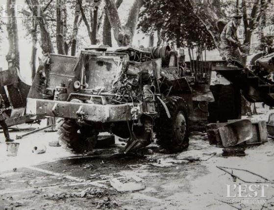 Le drame qui endeuilla le 14-Juillet 1968 Auto10