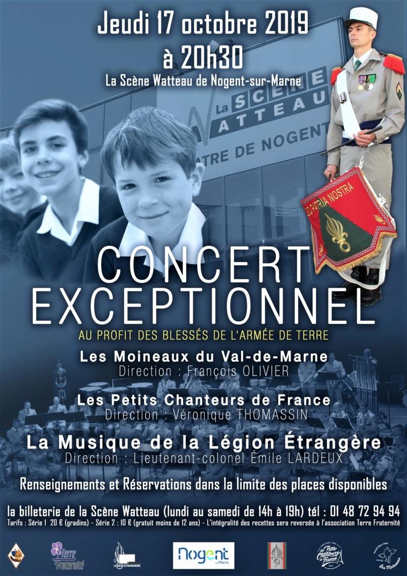 17 octobre 2019 concert Musique de la Légion Concer10