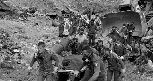 Le major (R) Omer Marie-Magdeleine se souvient de l'attentat du Drakkar  Drakka10
