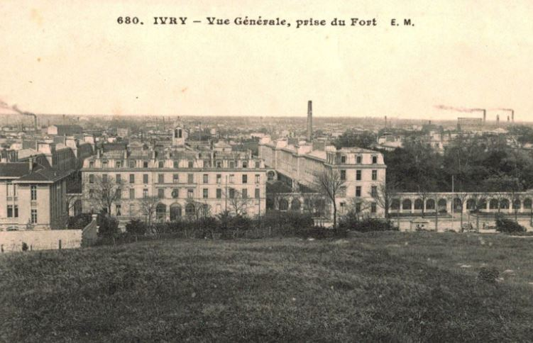 le fort d'Ivry Fort_d10