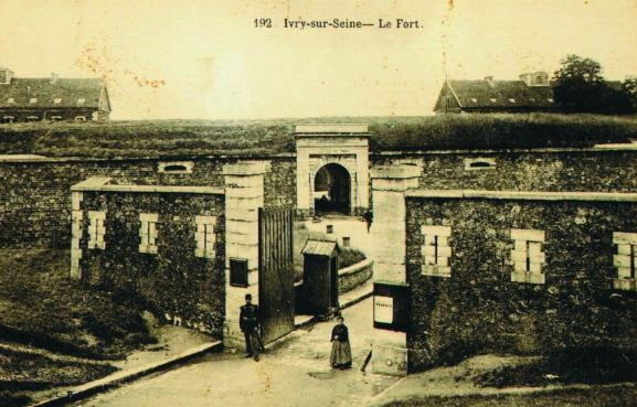 le fort d'Ivry Ivry11