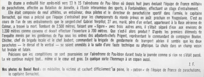 1978 Gabriel Verpillot équipe de France Parachutisme Militaire. Moi_io11