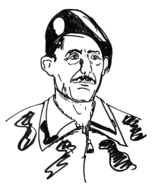 Général Jacques MASSU Portra11