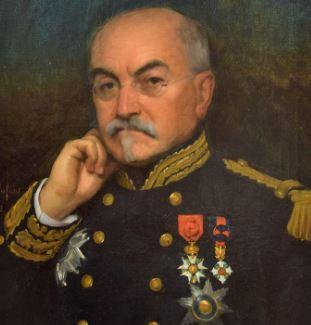 Le général Raymond Adolphe Séré de Rivières Sdr10