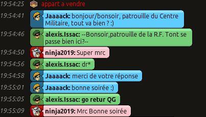 [C.M] Rapports de patrouilles de jaaaack Scree135